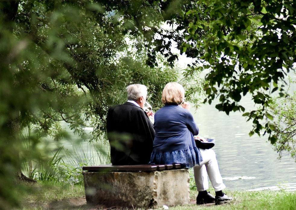 Reicht die Rente auch im Alter?