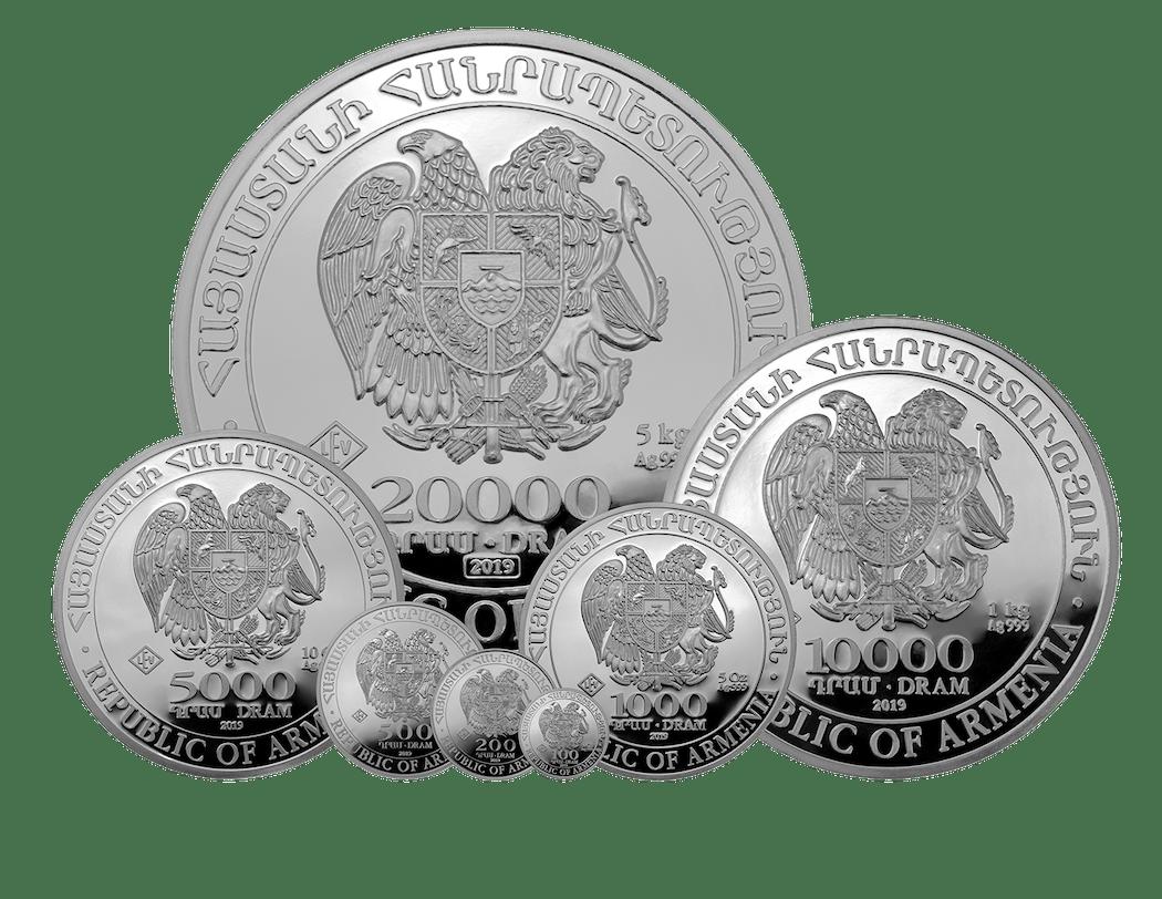 Effektiver Inflationsschutz, renditestark und erschwinglich: Silbermünzen kaufen
