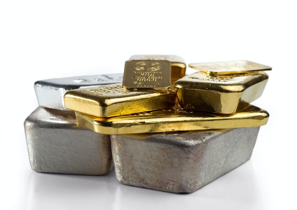Das Preisverhältnis Gold zu Silber im Detail.