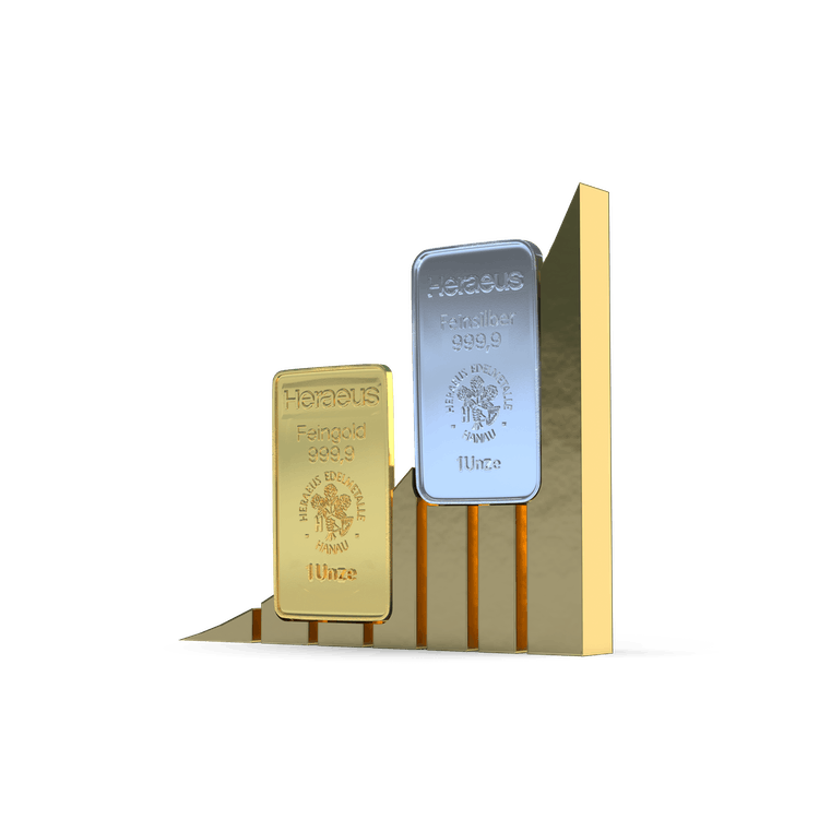 Buy gold and silver bars at Golden Gates.